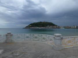 San Sebastian, source of cheesecake.